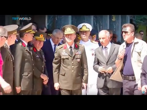 After the Coup: Supreme military council in Turkey to meet on Thursday, Hasan Abdullah reports
