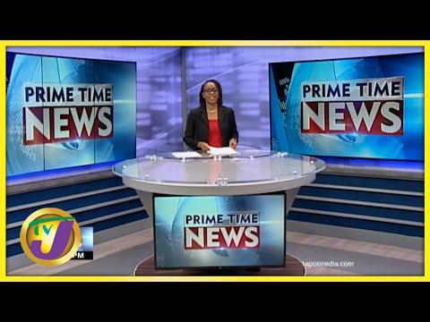 Jamaican News Headlines   TVJ News - June 17 2021
