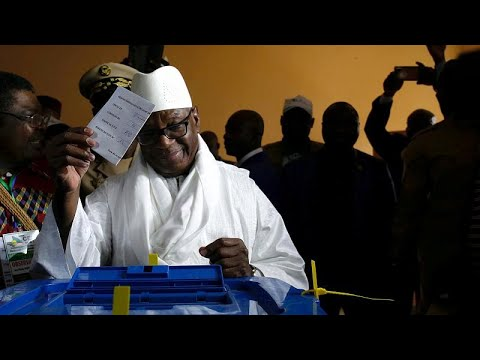 يورو نيوز:رئيس مالي يفوز بولاية ثانية بنسبة 67 بالمئة