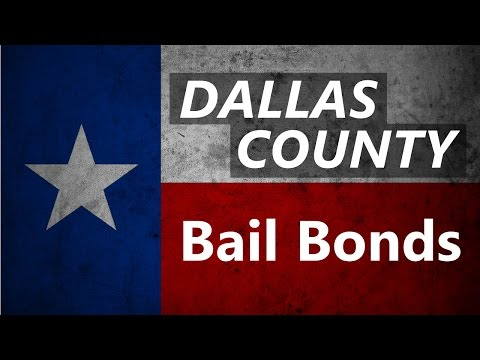 Thumbnail for How bail bonds work in Dallas County, Texas