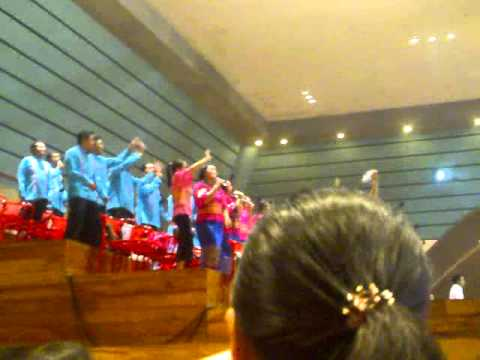 He is Jehovah - El Shaddai Amvel - Youth dance ministry