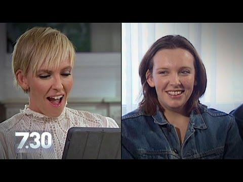 Toni Collette: What would she say to her younger self?