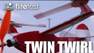 Flite Test - Twin Twirl - REVIEW