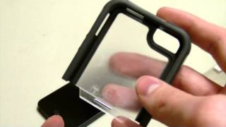 Otterbox Reflex iPhone 5 Case Unboxing & Install