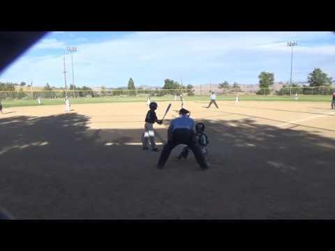 Blacksox Baseball Club 9U vs Nevada Wolfpack July 15, 2016