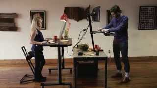 UpDesk: A Standing Desk For Everyone