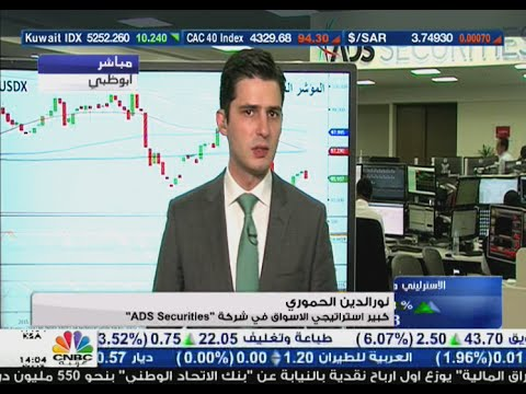 CNBC Arabia interview on USD Index, Gold, Silver and Crude Oil 28/03/2016