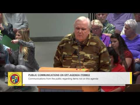 Oceanside City Council Meeting - November 16, 2016 P2