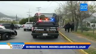 Joven de 15 años se suicida luego de disparar contra sus compañeros de clase en México