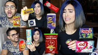 TASTE TEST: Japanese/Mexican candy