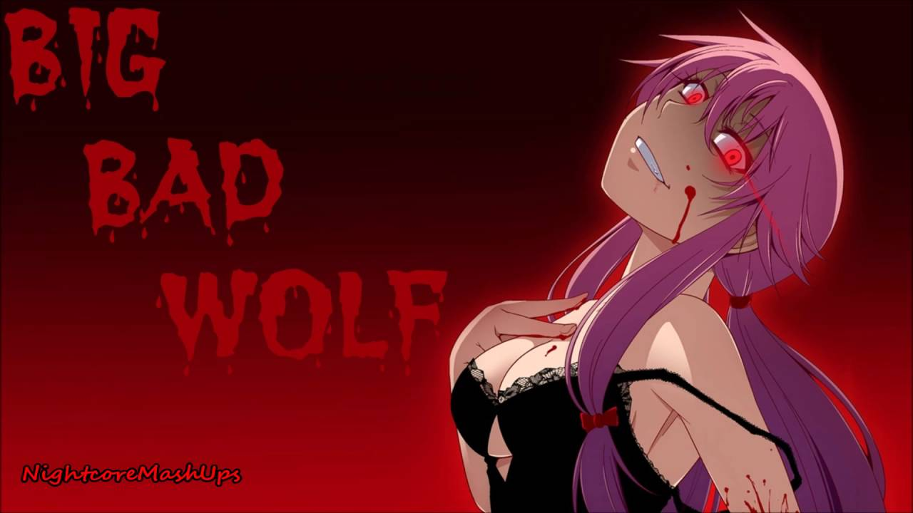 Cat Girl Desktop Wallpaper Big Bad Wolf Nightcore Fifth Harmony Youtube