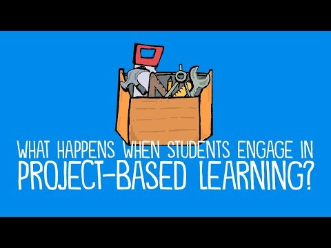 What Happens When Students Engage in Project-Based Learning?