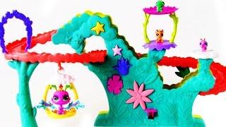 Маленькие Зоомагазин Феи - Little Pet Shop Fairies Rollercoaster | игрушка распаковка видео(Играть с этих симпатичных маленьких фей домашних животных скользят ! игрушка распаковки видео по сюрпризы..., 2015-12-29T12:20:34.000Z)