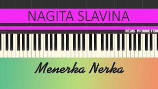 Nagita Slavina - Menerka Nerka (Karaoke Acoustic) by regis