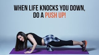 How To Do A Push Up Correctly | Beginners Tutorial