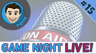 DigDugPlays Game Night Live : Ep 15 : Let's play Roblox [Live Stream] GNL