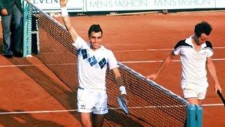 Lendl vs. McEnroe 1984 French Open Final Part 2