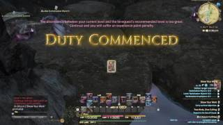FFXIV Heavensward patch 3.3 atma relic easy crystal sands