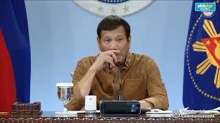 President Duterte Addresses The Nation April 15