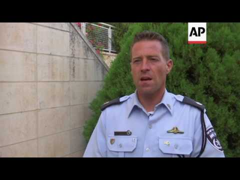 Security boosted in Jerusalem ahead of prayers