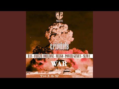Youtube: War (feat. Ras, Freeze Corleone, Mezgo, Power Genius & Slim C)