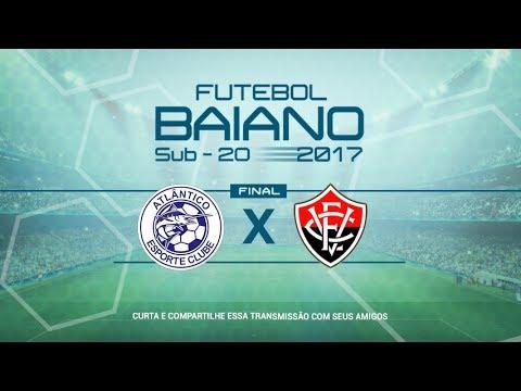 bde14c0d4052d Atlântico X Vitória - Final do Campeonato Baiano de Futebol Sub-20 ...
