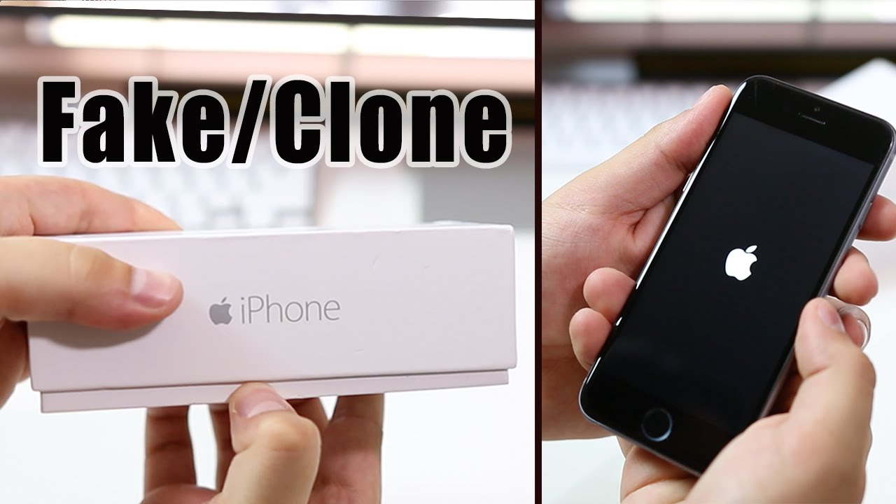 This fake iPhone looks so good it almost fooled the ...