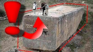 Biggest Ever Megaliths Found In Siberia?