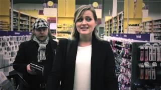 Capturing the Icelandic Christmas spirit - Flash Mob 2014
