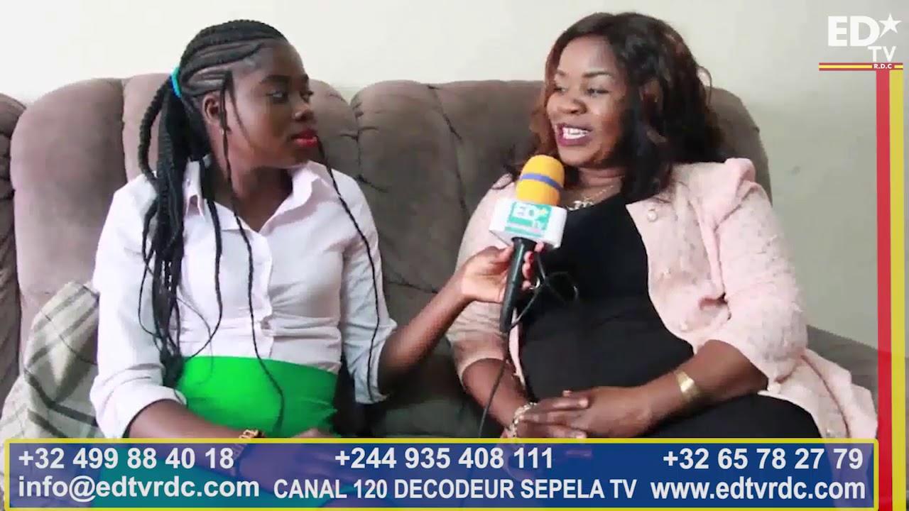 ECHO D'ANGOLA: TÉMOIGNAGE POIGNANT YA SŒUR SOFIA NA OCCASION YA 20 ANS YA CARRIÈRE