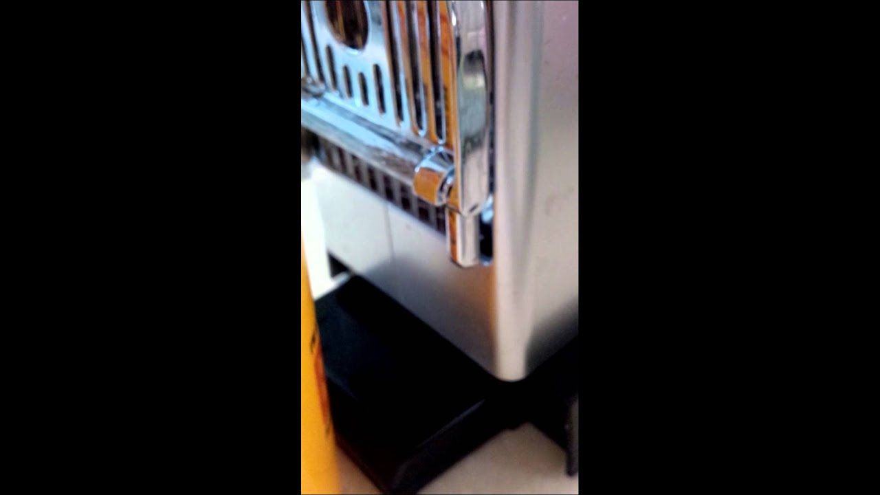 Leaking Nespresso machine pt2 - YouTube