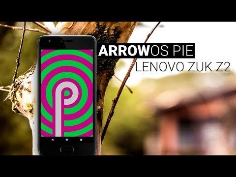ArrowOS Android 9 0 Pie Review for Lenovo Zuk Z2 Plus