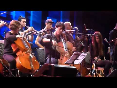 Mother Falcon and Ben Sollee at World Cafe Live - Philly - 10/20/15