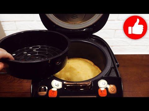 Пирог с вишней простой рецепт с фото в мультиварке