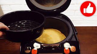 Самый ВКУСНЫЙ пирог в мультиварке Тающий во рту ПИРОГ с вишней рецепт