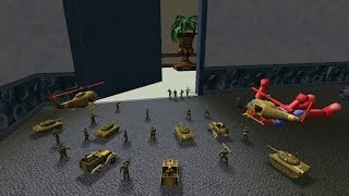 Army Men RTS Mission 11 One Man Army