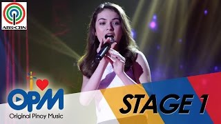 "Gambar cover I Love OPM: Jeena Dimaandal - ""Bituin Walang Ningning"" by Sharon Cuneta"