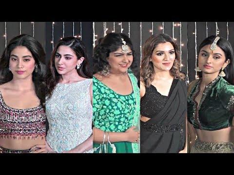 Bollywood Star Kids At Priyanka Chopra And Nick Jonas Wedding Reception