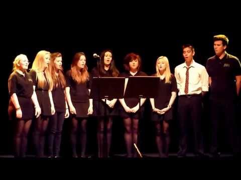 Maroon 5- Payphone (Choir)
