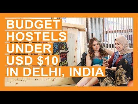 Top 10 Best Backpackers Hostel Dorms in Delhi, India