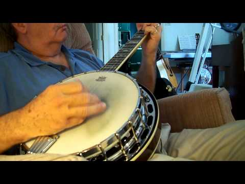 Theme From The Beverly Hillbillies TV Show on Banjo