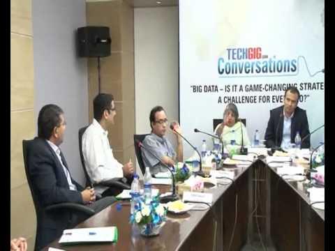 TechGig Conversation on Big Data - Delhi Chapter: Part 5