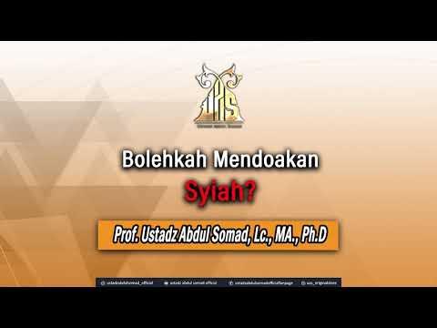 Bolehkah Mendoakan Syiah? ᴴᴰ | Ustadz Abdul Somad, Lc., MA