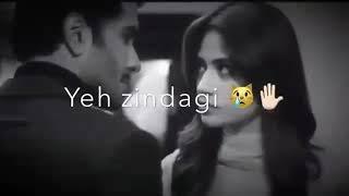 Khaani ...ost..🔥 sad video status 💔🕊