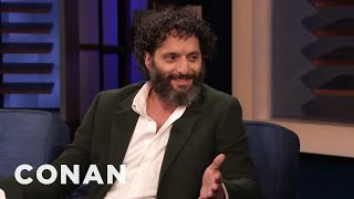 "How Jason Mantzoukas Found His ""Stolen"" Car - CONAN on TBS"