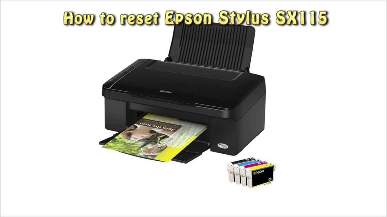 imprimante epson stylus sx115