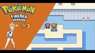 #3『Pokémon FireRed』Tercera medalla conseguida