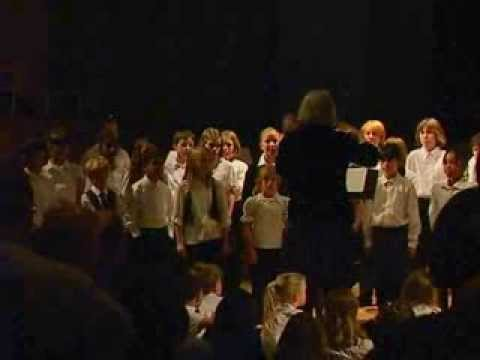 East Sussex music service Junior choir