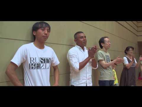 おみたまじん omitama-jin 踊りの練習