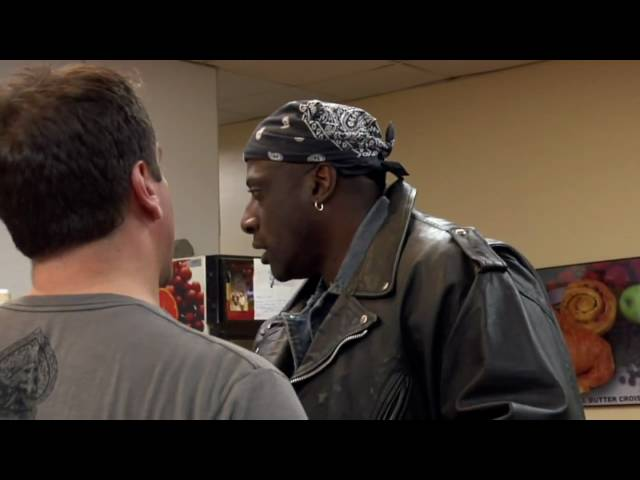 Funny Or Die Presents: Designated Driver - Donuts (HBO)